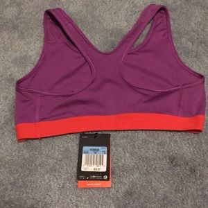 Nike Intimates & Sleepwear - Purple Nike training sports bra - size M